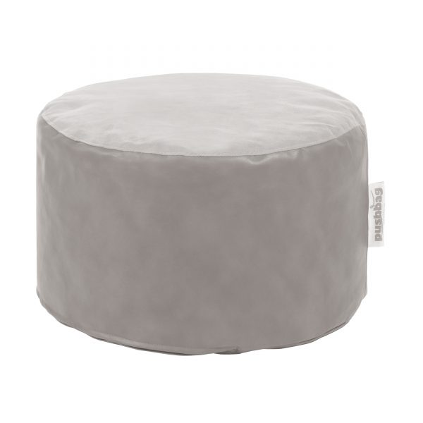 Pushbag Roll Pouf taupe