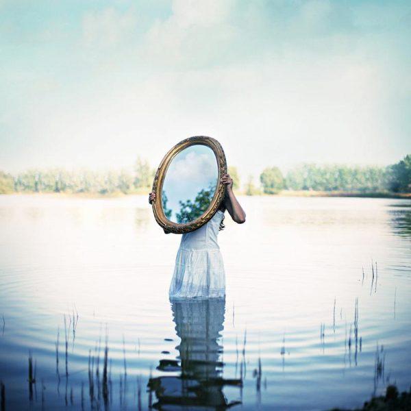 Reflections Leinwandbild