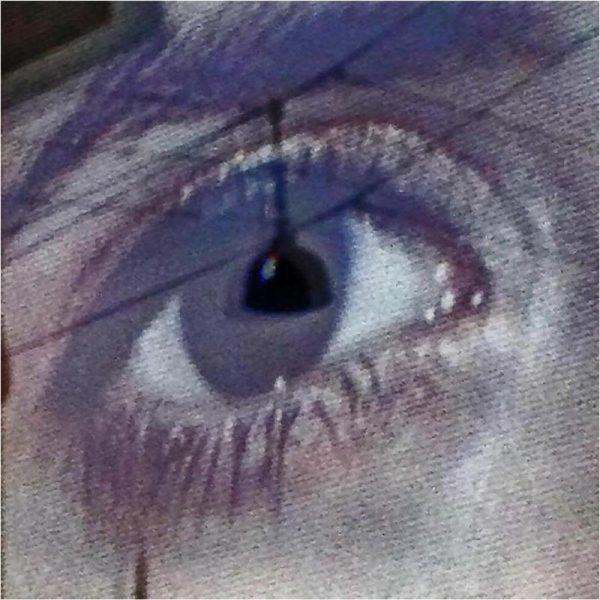 Reflex Eye Leinwandbild