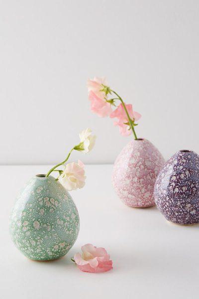 Reiko Vase mit Knospendesign - Blue45128386EU