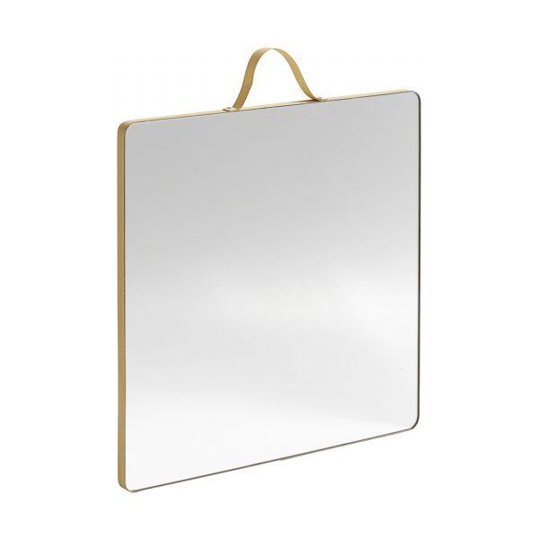 Ruban Spiegel L quadratisch nude