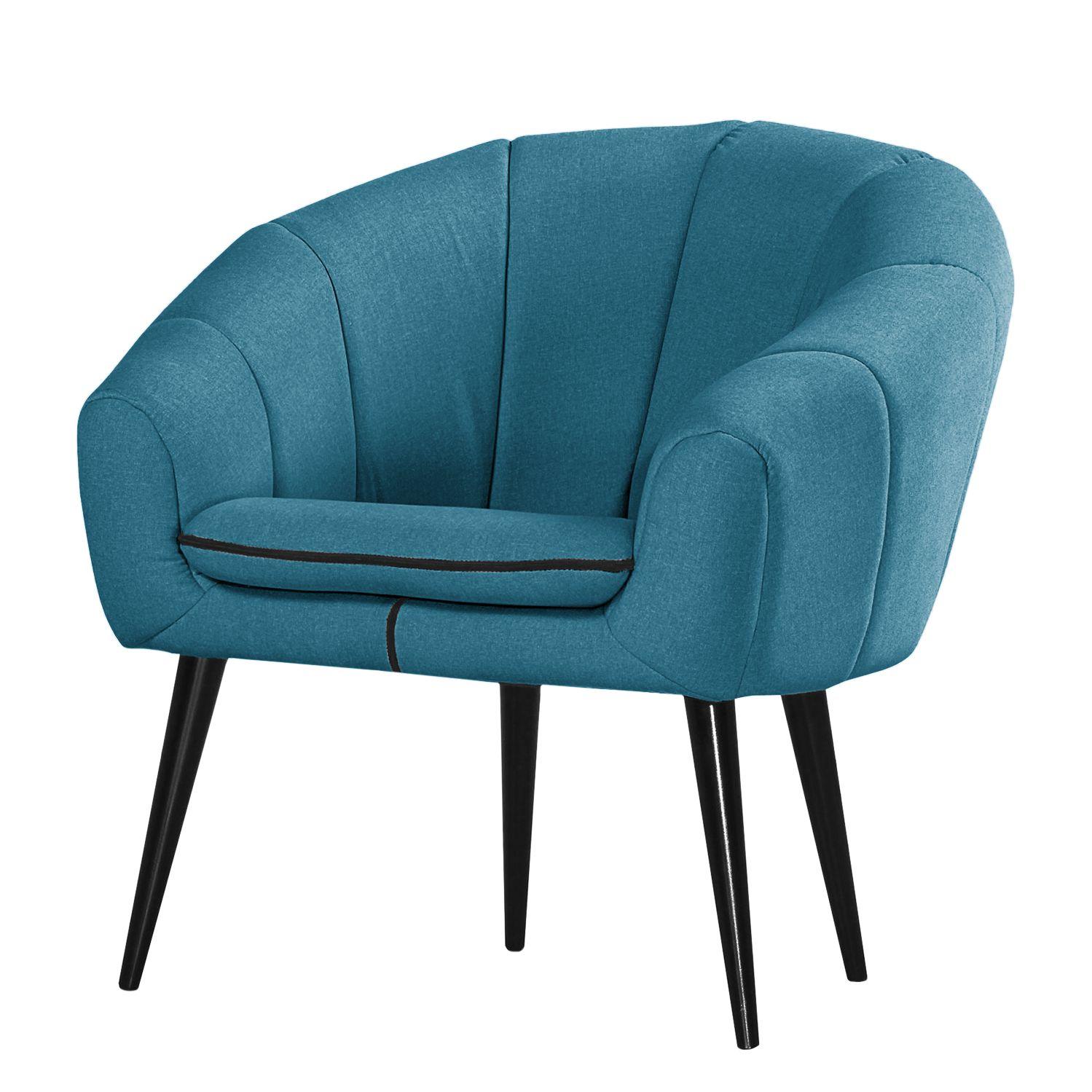 Sessel buttlar webstoff petrol norrwood online kaufen for Sessel petrol
