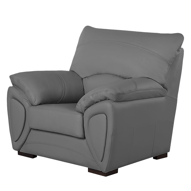 Sessel luzzi kunstleder grau fredriks online kaufen for Sessel kunstleder