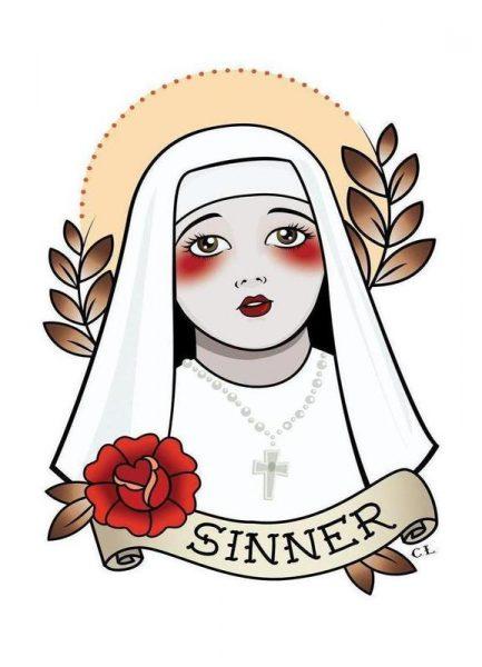 Sinner Leinwandbild
