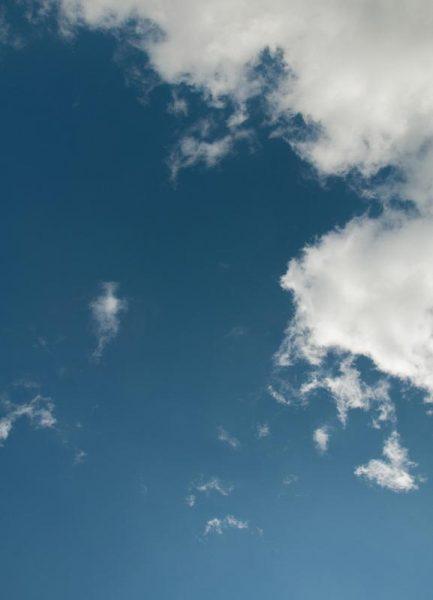 Sky Diving Leinwandbild