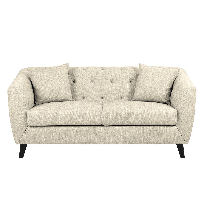 sofa nonato 2sitzer webstoff beige morteens online