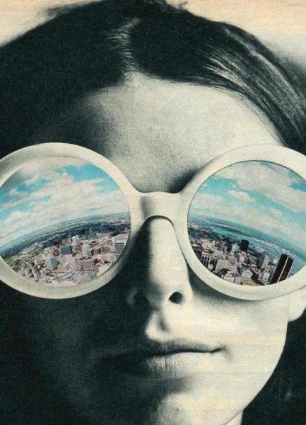 Specs Leinwandbild