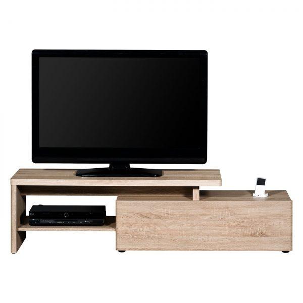 Tv lowboard cu libre 160 eiche s gerau dekor jahnke for Kommode sydney 04