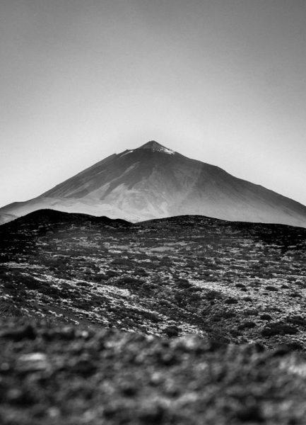 Teide Leinwandbild