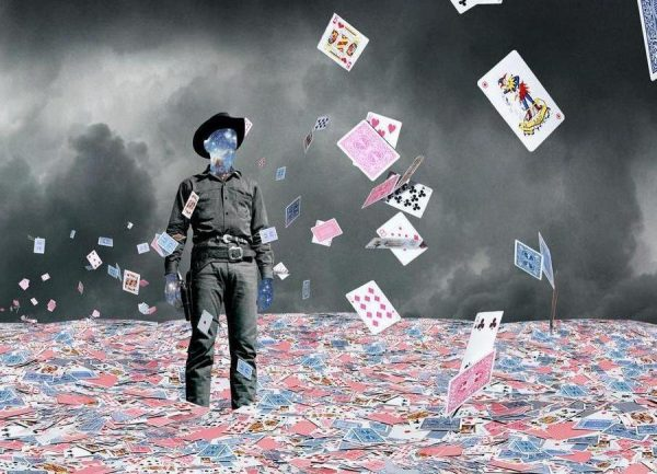 Texas Hold ´Em Leinwandbild