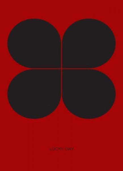 The Lucky Day Poster Leinwandbild