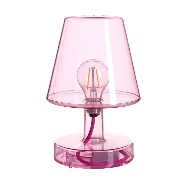 Transloetje LED Tischleuchte violett