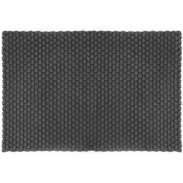 Uni Fußmatte Badematte Outdoorteppich 200 stone