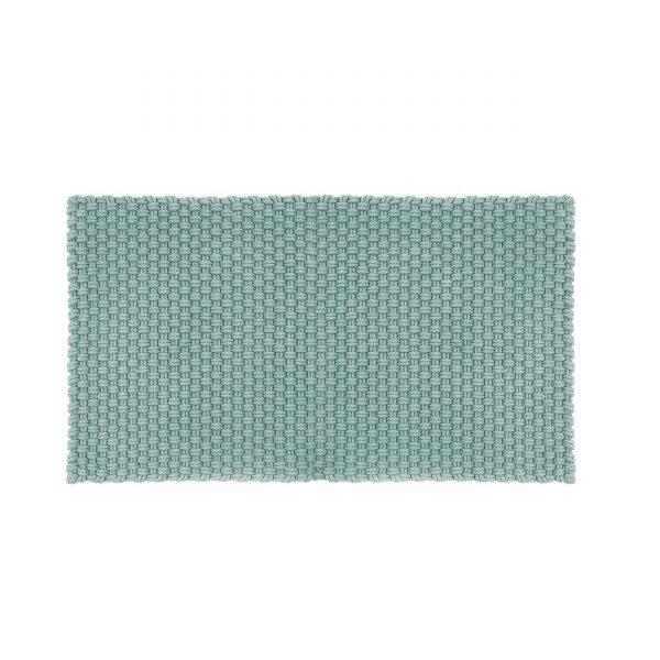 Uni Fußmatte Badematte Outdoorteppich 92 opal