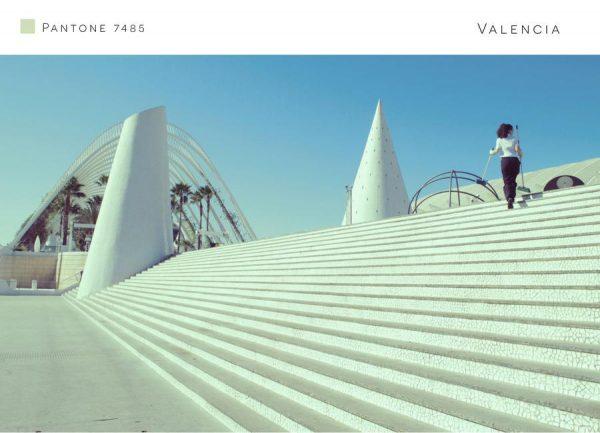 Valencia 7485 Leinwandbild