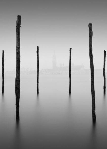 Venezia Lasciare Leinwandbild