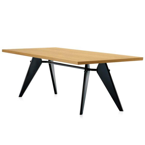 Vitra - EM Table Esstisch (Furnier)