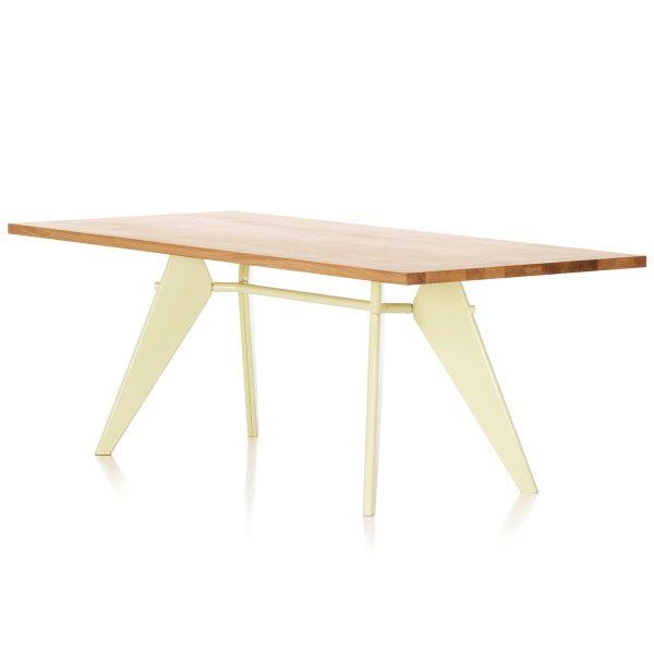 Vitra - EM Table Esstisch (Massivholz)