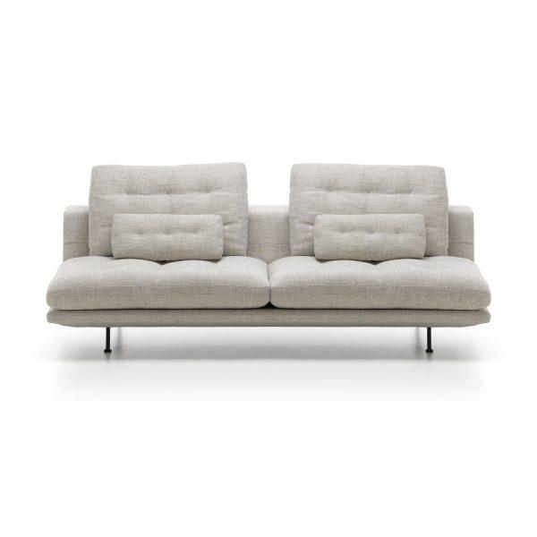 Vitra - Grand Sofà 3-Sitzer