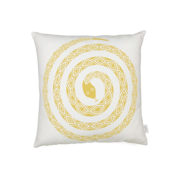 Vitra - Graphic Print Pillow - Snake 40 x 40 cm