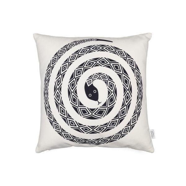 Vitra - Graphic Print Pillow - Snake 40 x 40 cm