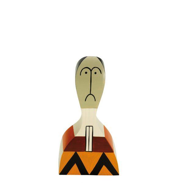 Vitra - Wooden Dolls No. 17MehrfarbigT:4 H:14 B:7
