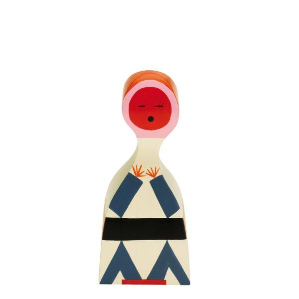 Vitra - Wooden Dolls No. 18MehrfarbigT:4 H:15 B:7