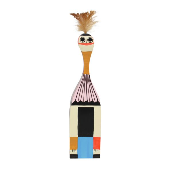 Vitra - Wooden Dolls No. 1MehrfarbigT:3 H:27 B:4