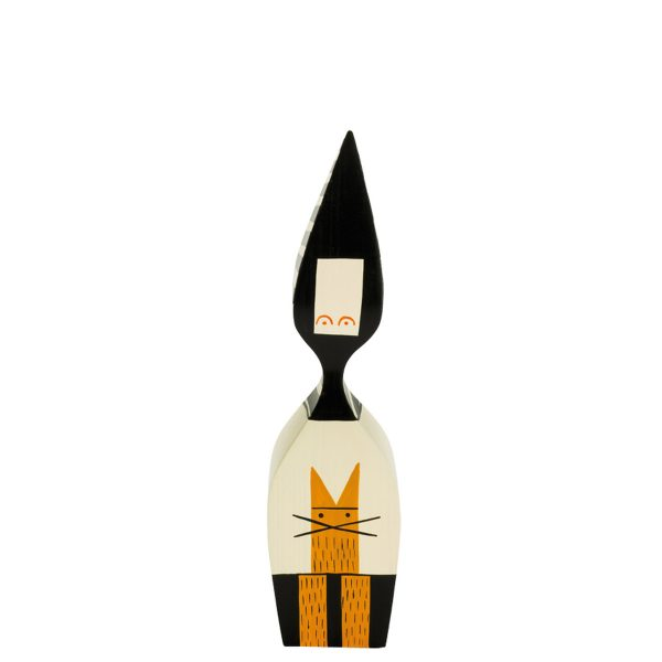 Vitra - Wooden Dolls No. 20MehrfarbigT:4 H:23 B:4