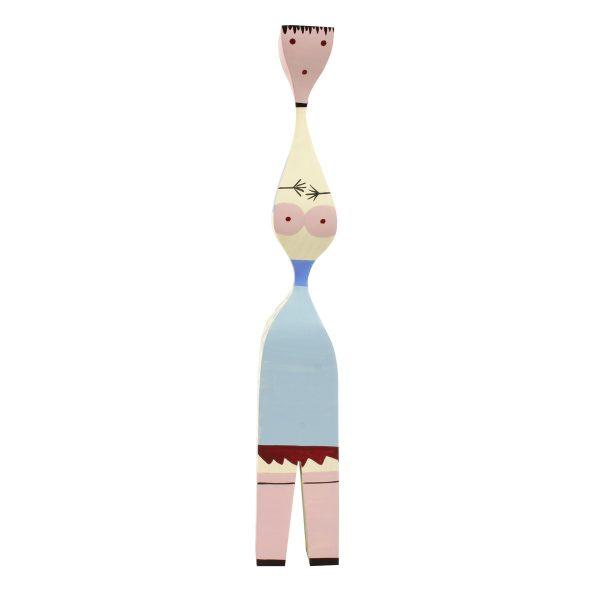 Vitra - Wooden Dolls No. 7MehrfarbigT:3 H:30 B:4