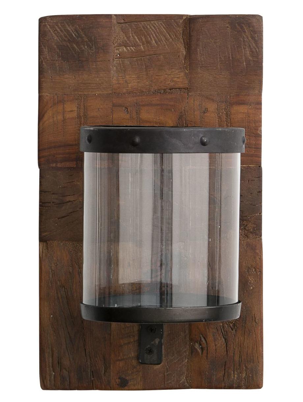 wandkerzenhalter holz modern online kaufen bei woonio. Black Bedroom Furniture Sets. Home Design Ideas