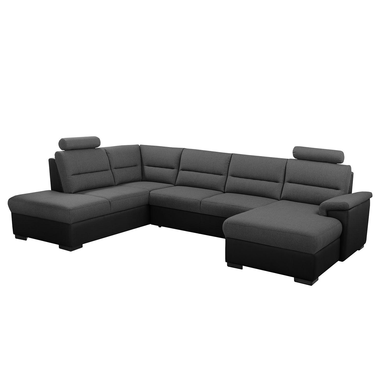 wohnlandschaft callaway mit schlaffunktion. Black Bedroom Furniture Sets. Home Design Ideas