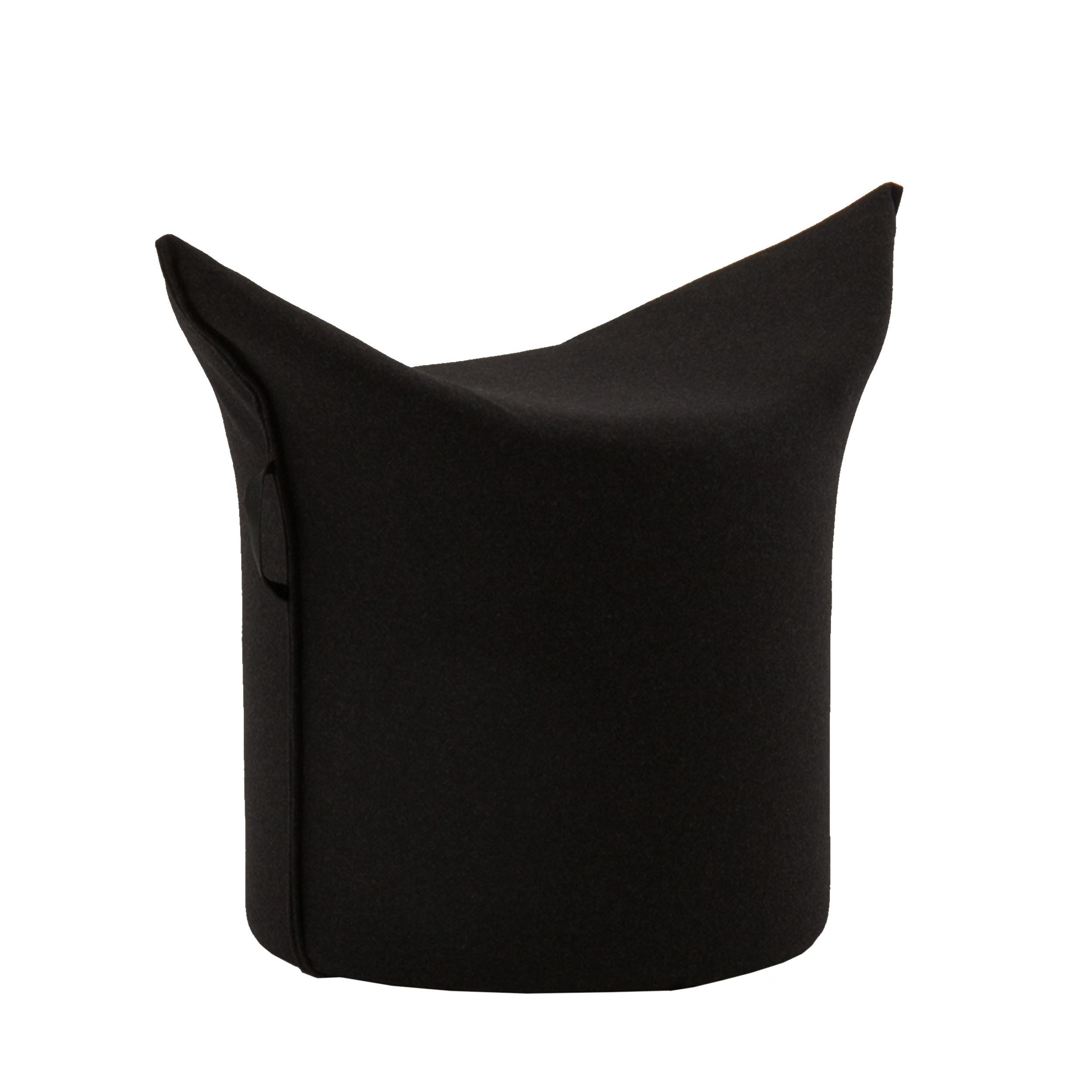 zipfel hocker 54 schwarz online kaufen bei. Black Bedroom Furniture Sets. Home Design Ideas