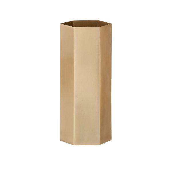 ferm Living - Hexagon Vase