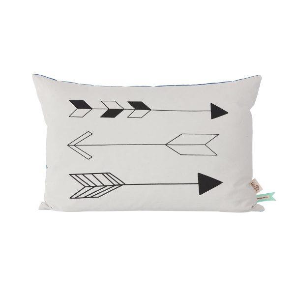 ferm Living - Native Arrow Kissen 60 x 40 cm