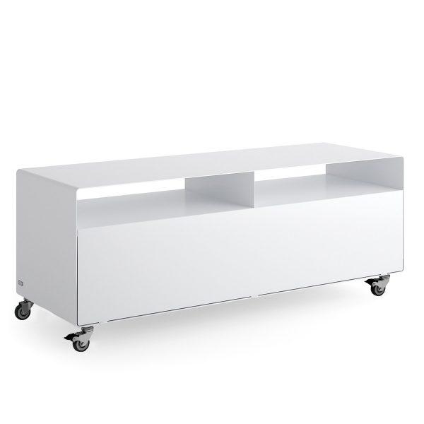 müller Möbelfabrikation GmbH & Co. KG Müller Möbelfabrikation - R 109N Sideboard mit Klapptür auf Rollen