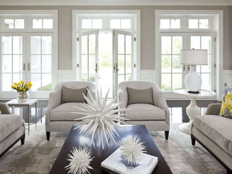 How to Use the Rule of Three in Living Room Decor for Wow ...