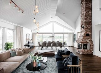Beautiful Residence By Moodhouse Interiör